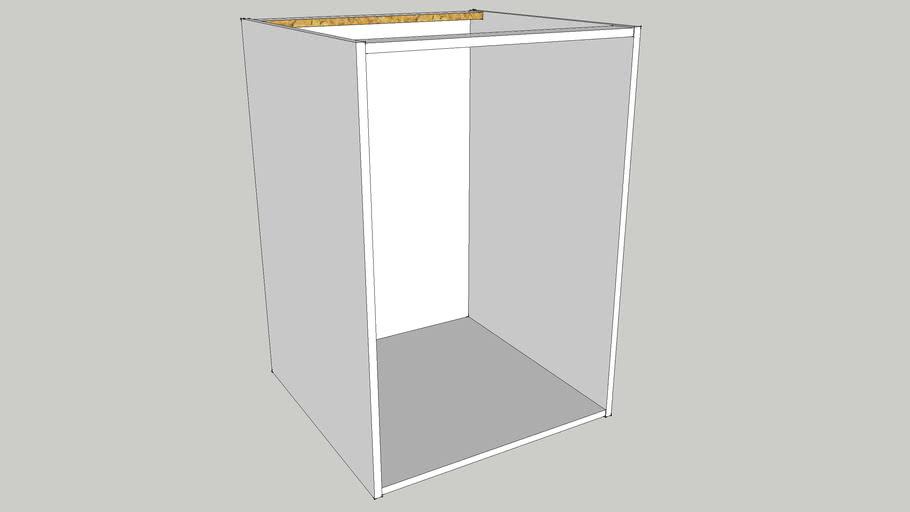 Element De Cuisine Bas 40cm 3d Warehouse