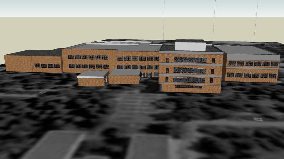 ODTÜ İnşaat Mühendisliği Bölümü K1 Binası