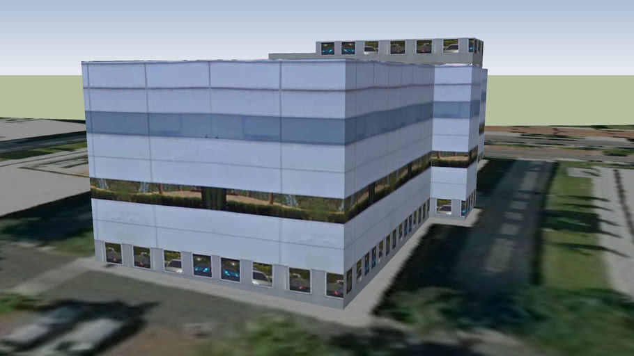 Centro Empresarial el Plantio