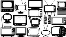 komputery, ipady, różne maszyny