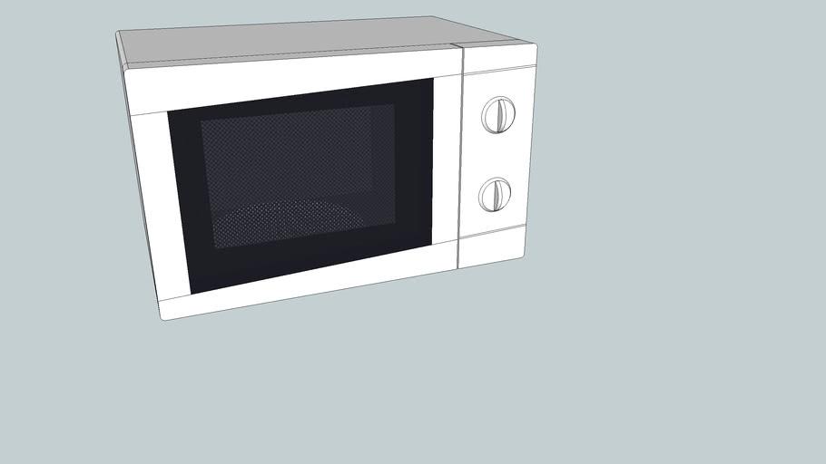 Mikrovlnná trouba - microwave oven