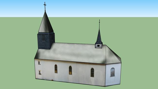 Kirche in Arpe-Schmallenberg