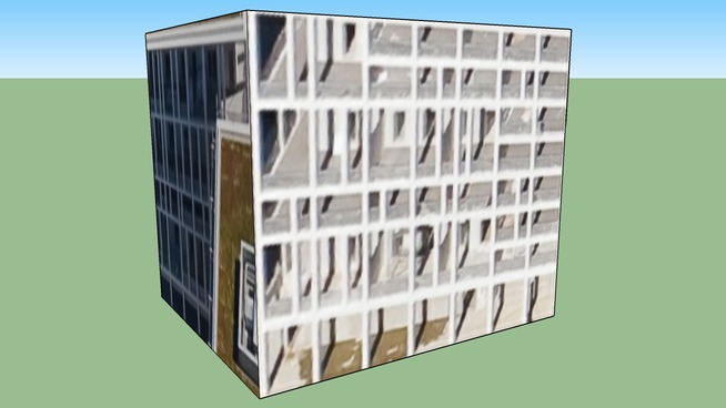 Bâtiment situé Lyon 69008, France