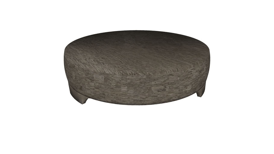 RH Suar Wood Coffee Table