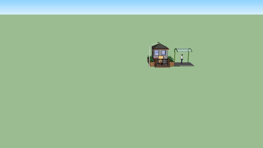 brickzz house