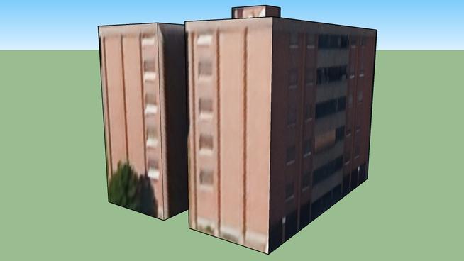 Edificio en 20090 Rodano MI, Italia