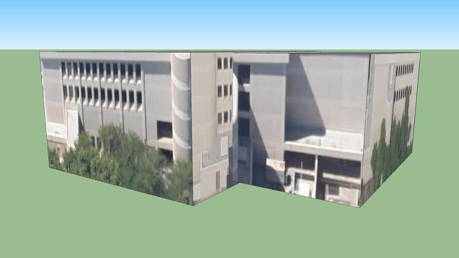 Building in Bakersfield, CA, USA