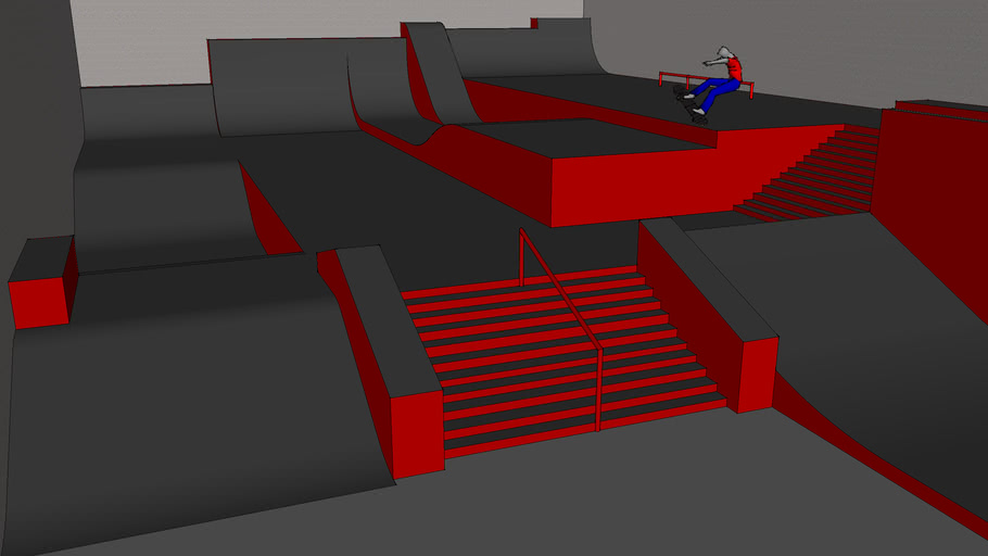 Skatepark ryan sheckler