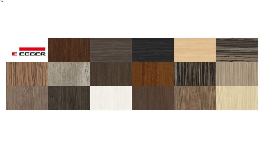 EGGER - Woodgrain decors