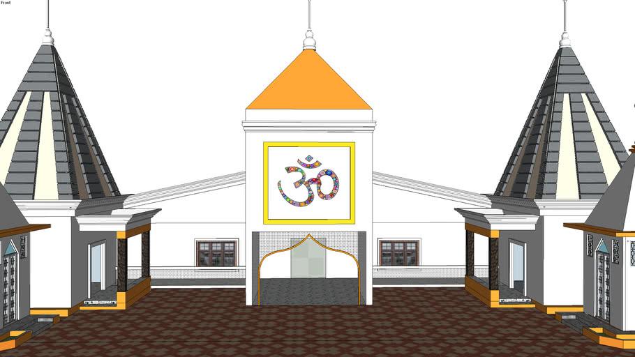hindu tample