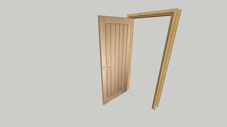 Door 838mm wide