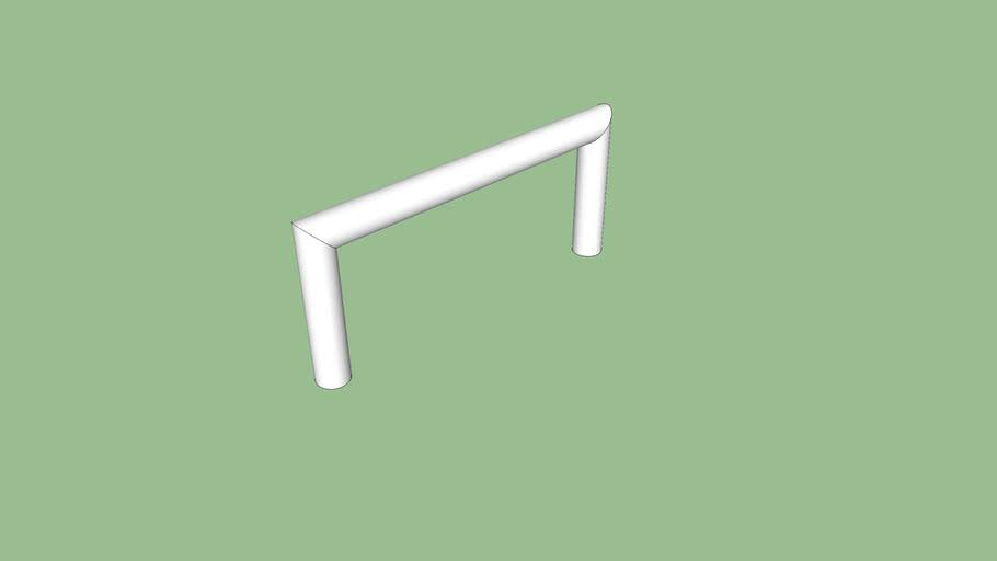 Basic door handle