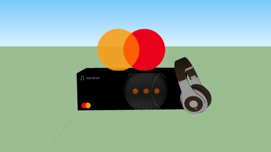 master card speaker