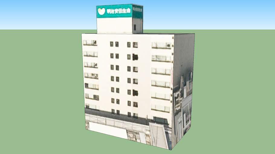日本, 神奈川県横浜市神奈川区にある建物