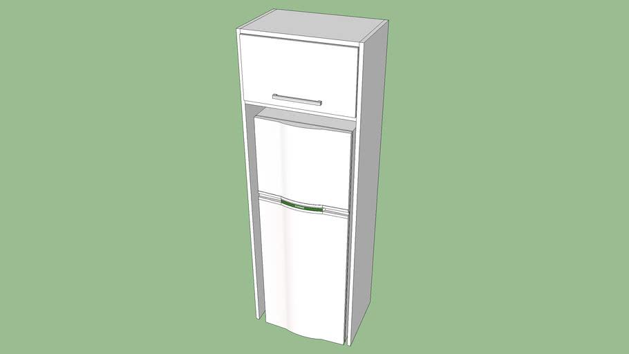 torre geladeira
