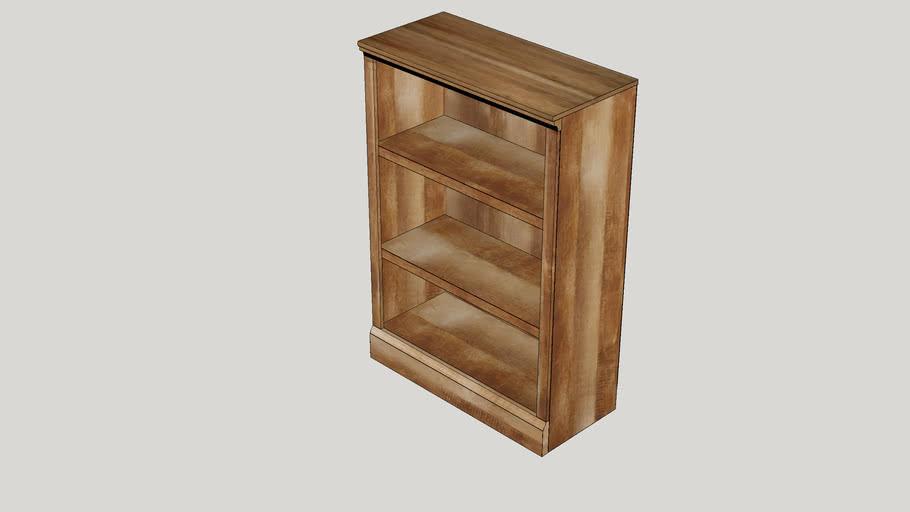 "Parkerton 42"" Standard Bookcase"