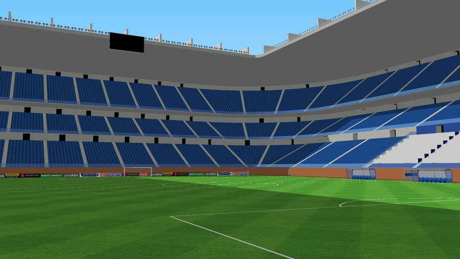 Estadio de fútbol 2