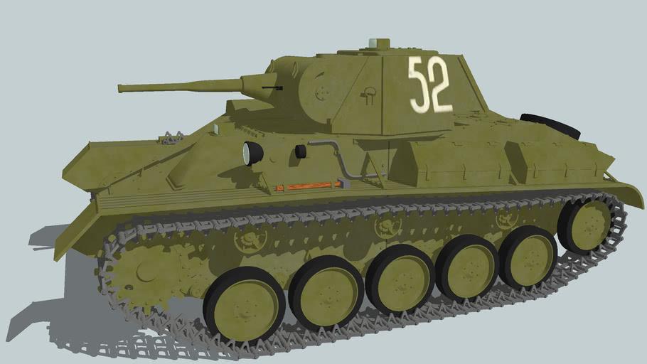 T70M light tank,3-rd Tank Corps,Battle of Kursk