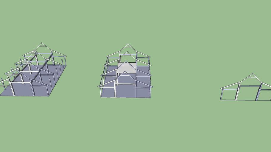 Barn Plan By Anthony L
