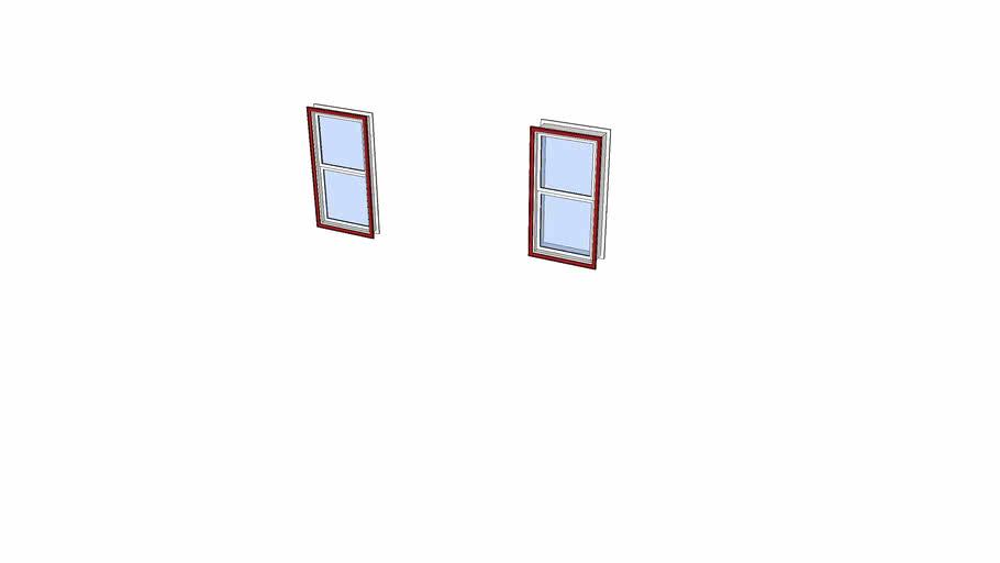36x72dh windows