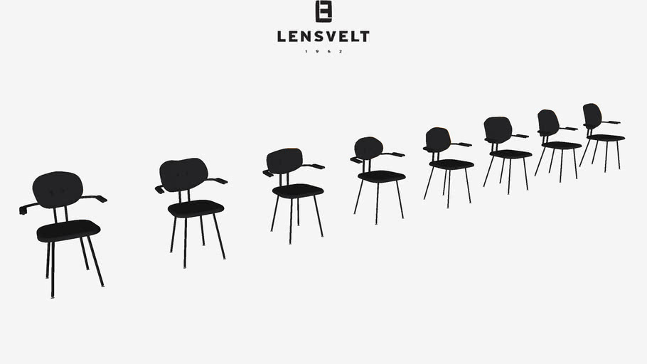M. Baas - 102 Chair Collection