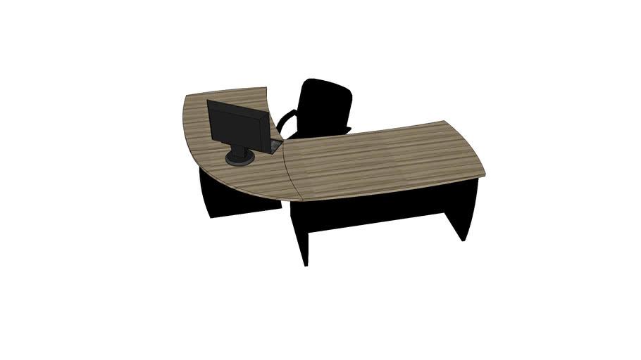 Mesa para escritorio -Linha Artesano