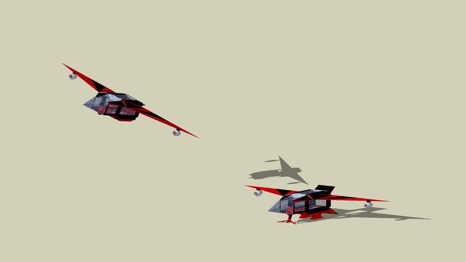 Phenix spaceship Vf01A