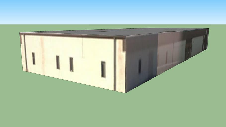 Building in Oklahoma City, OK, USA