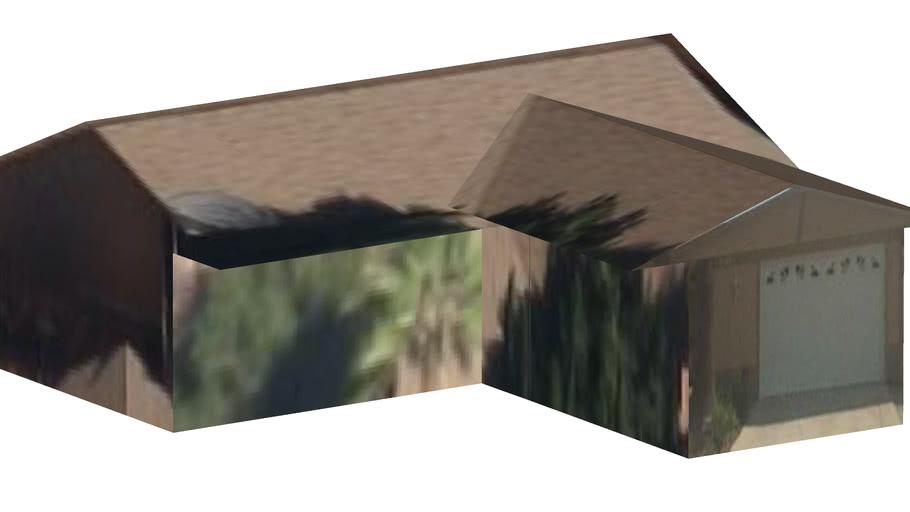 Building in Riverside, CA, USA