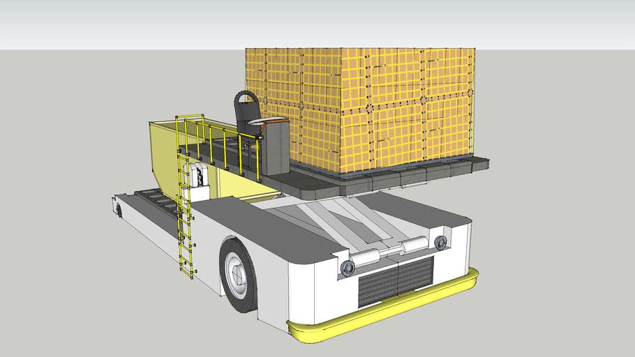 Cargo Loader Airport