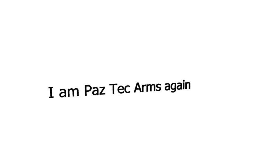 I am paz again