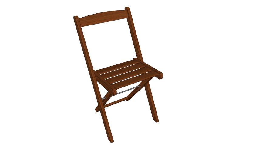 Cadeira Dobrável Bar