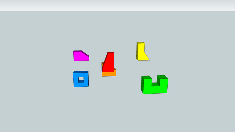 Little Shapes for Intro