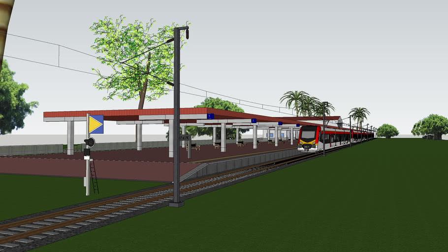 Pattakudi PCD Railway Station