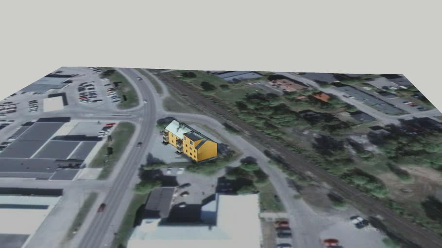 Gammelstadsvägen 18, Luleå