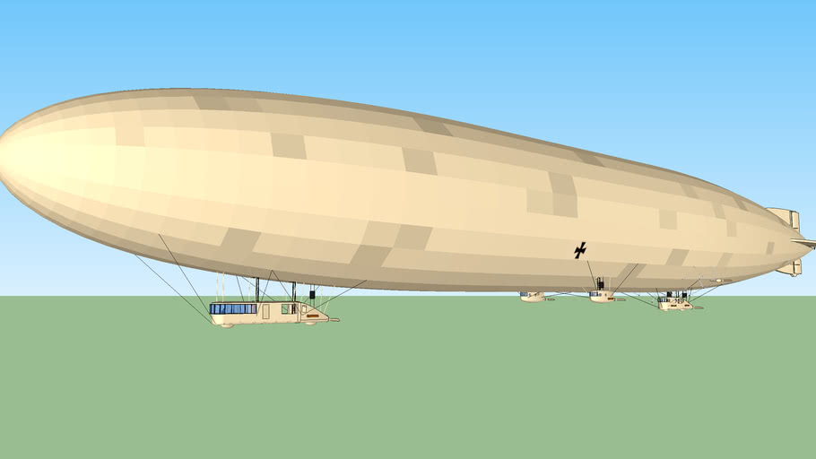 Luftschiff Zeppelin
