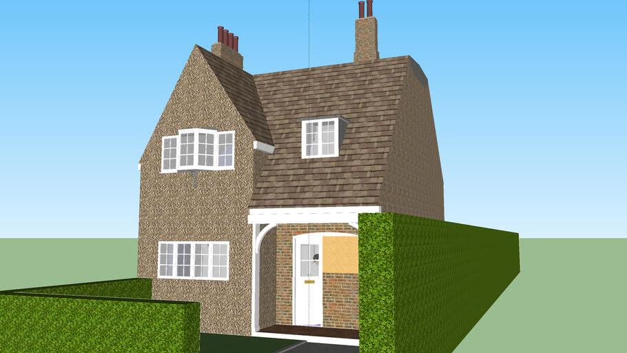 English Suburban House