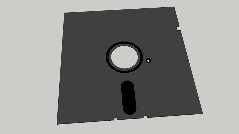 """5 1/4"""" Floppy Disk"""