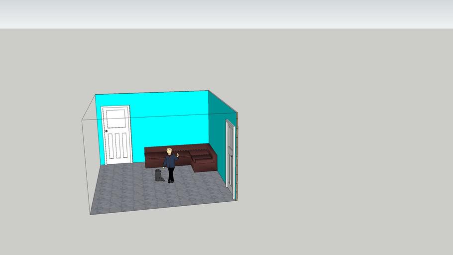 Left Side of Floor plan