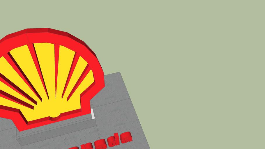 logo shell canada