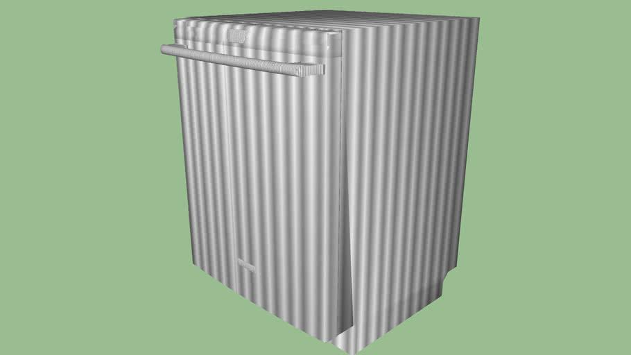 "Electrolux 24"" Built-In-Dishwasher"