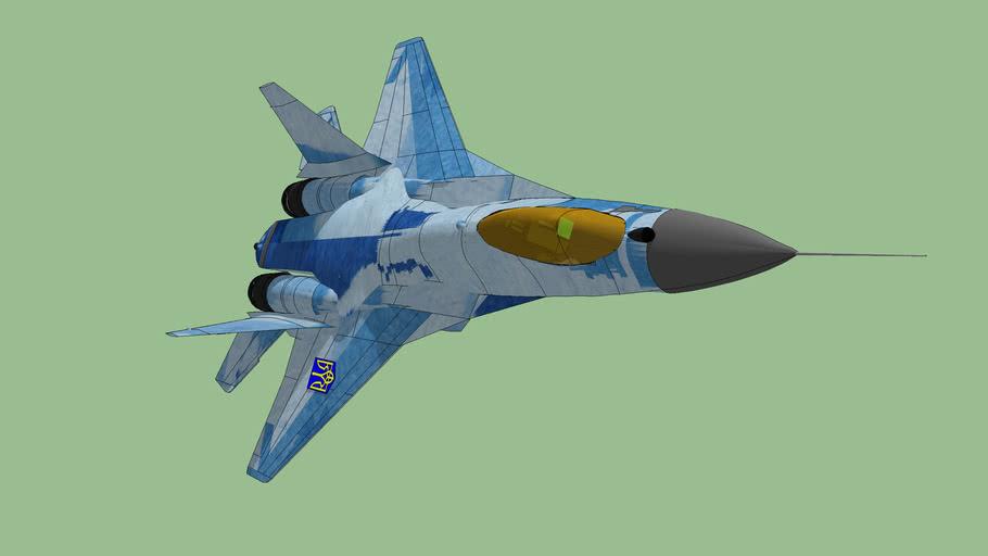 Promising multipurpose fighter 'SOKIL'