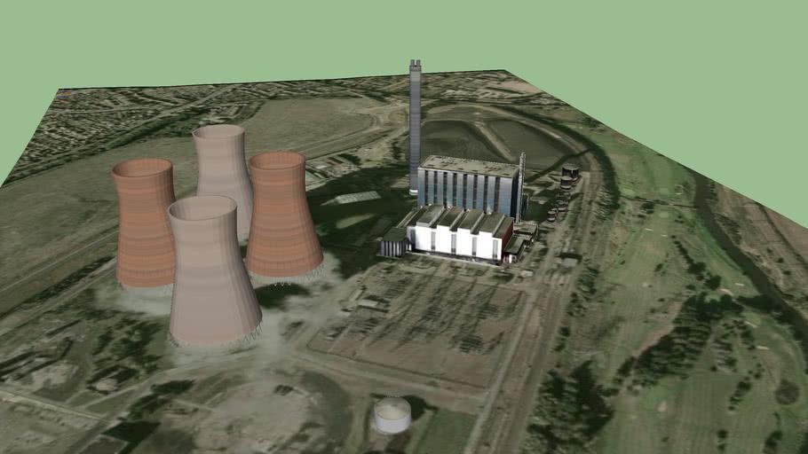 Rugeley B Power Station, Staffordshire