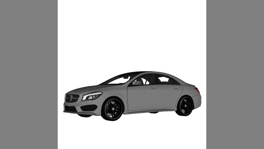 Benz CLA 2017