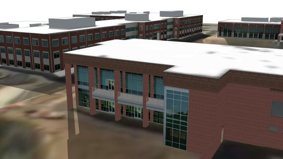 ORNL East Campus Private Development