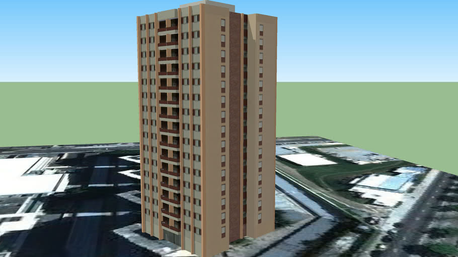 Bloco D - Condomínio Residencial Morada Campo Limpo