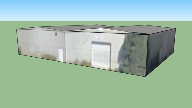Building in Fresno, CA, USA