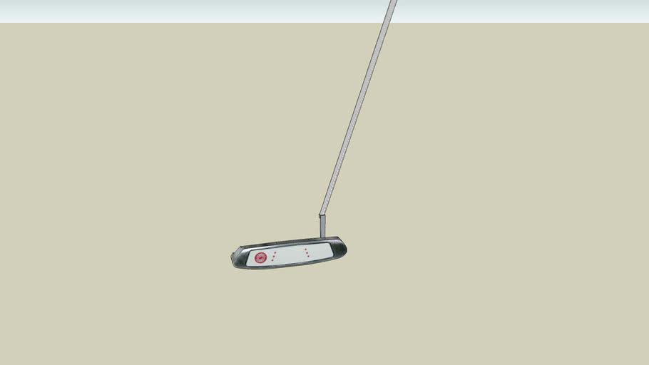 golf odyssey putter