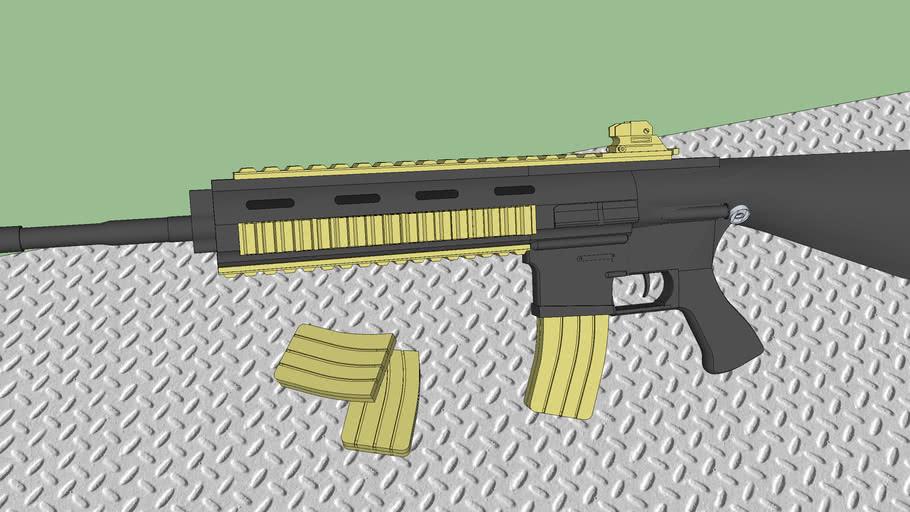Arma HK416