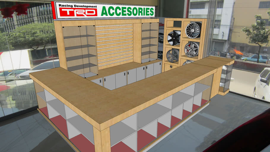 TRD ACCESORIES